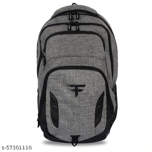 A 1001 GRAY BACKPACK