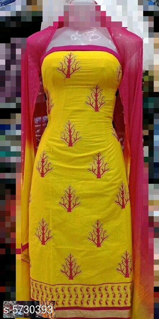 Sia Trendy Women's Suis & Dress Materials