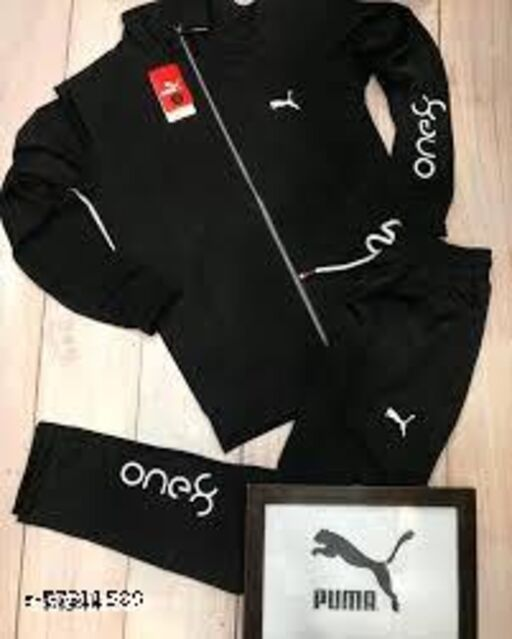 polyster tracksuit