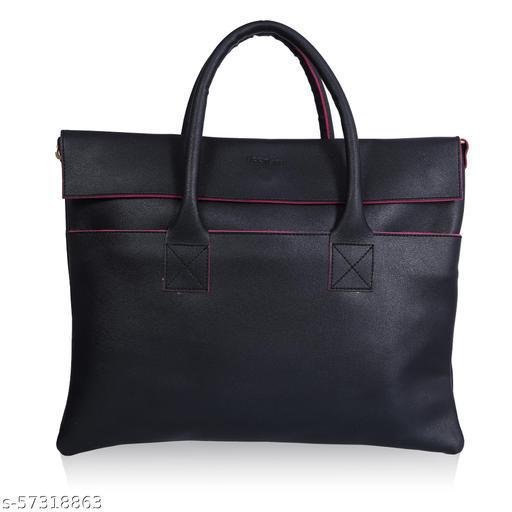 VEENSHI laptop bag for Women - Black