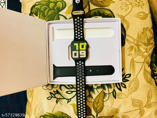 T55 Smart watch Series 5 With Dual Strap