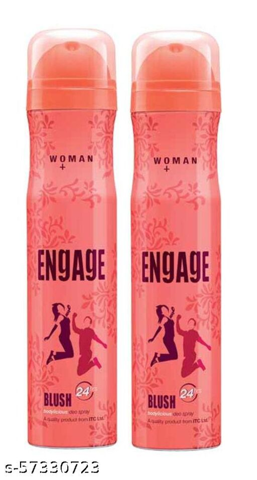 ENGAGE BLUSH DEO PACK OF 2 Deodorant & Fragrances