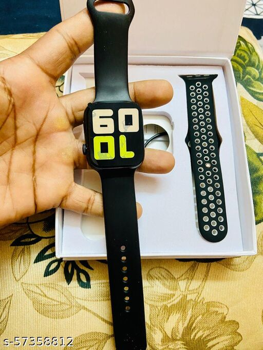 Ok T55 Smartwatch Series 6 Fitness Band With Dual Strap