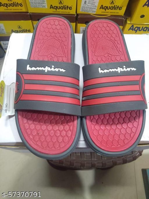 Royal Footwear  Silicon Rubber Slippers | Flexible Flip Flop | Outdoor -Home Wear Sliders