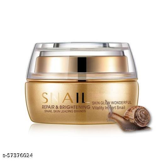 Bioaqua SNAIL Repair and Brightening Facial Cream 50g