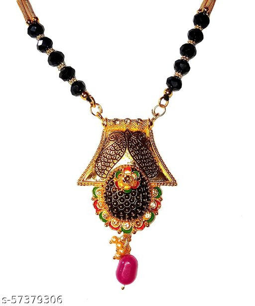 Traditional mangalsutra for women by shrungarika