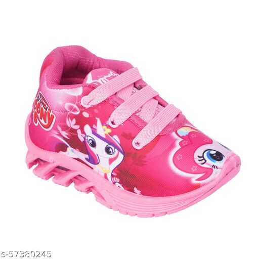 BUNNIES Baby Boys And Baby Girls LED Leight Indian Walking Shoes (1 Years To 5 Years )