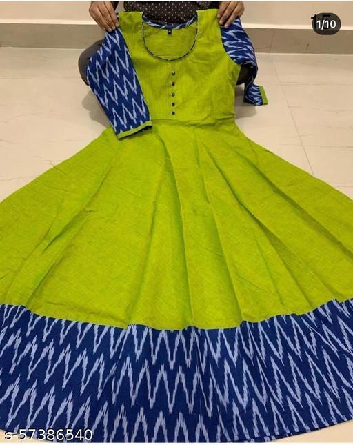 Fancy Lace Gown For Women