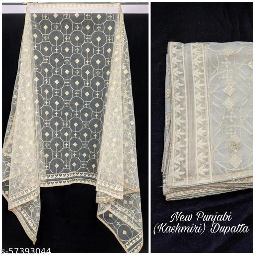 NEW TRENDING PUNJABI & (KASHMIRI) DUPATTA