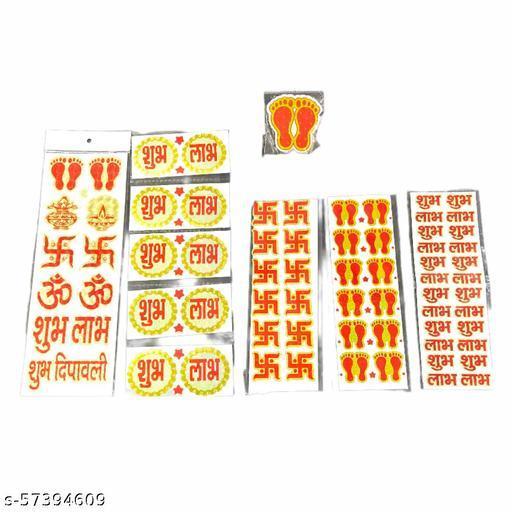Sweksha creations Paper Stickers