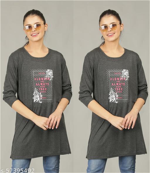 Trendy Retro Women Tshirts