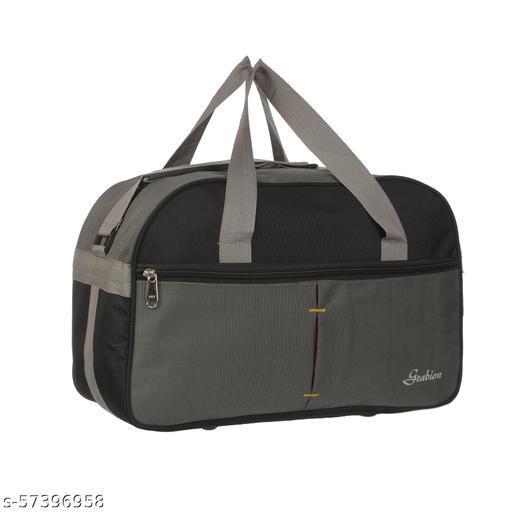 Black Mirror 18 inch Small Travel/Duffel Bag Cabin Size TRB-501-ASG