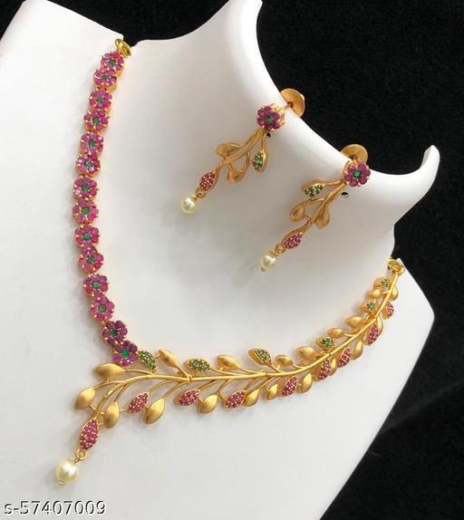 Sizzling Short Necklaces