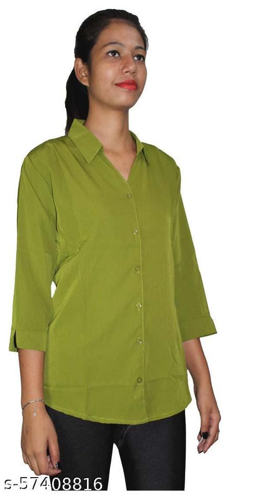 woman trendy shirt