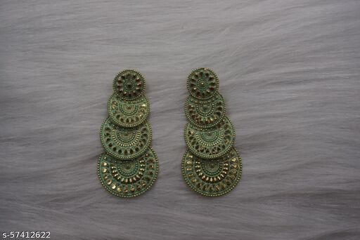 3_LAYERED_MINT_ROUND_EARRINGS