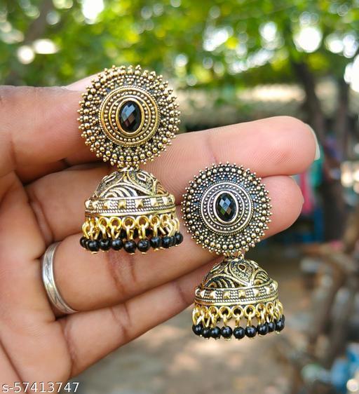 Beautiful earrings and studs