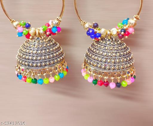 Asha-Priya Luxury Bridal Earring