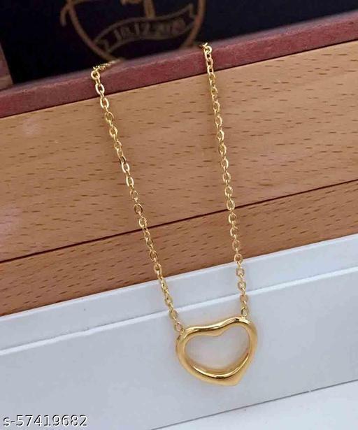 Golden Chain Pendant