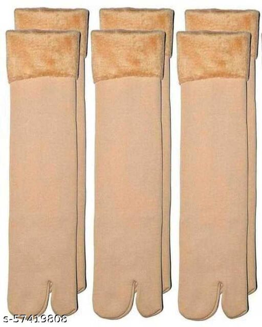zaysoo Women Solid Ankle Length (Pack of 3)
