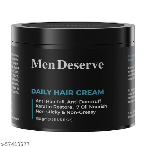 Daily Hair Cream (7 oil nourish) for Hair fall control, Dandruff Control, and Keratin Restore