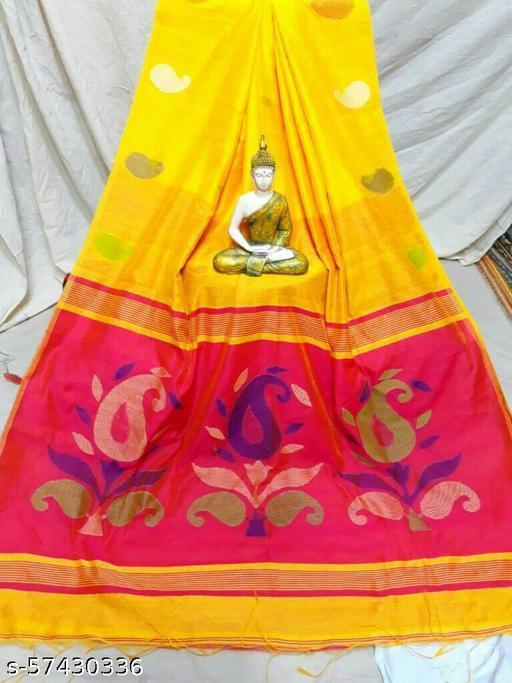 handloom kalka work saree