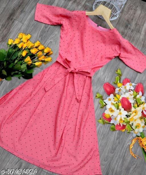 first choice styliist women western wear dresss