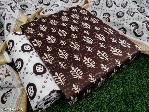 Dhabu Print Suit Piece