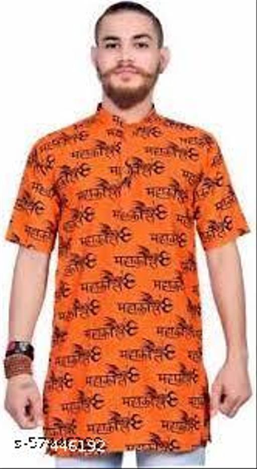 mahakal short kurta