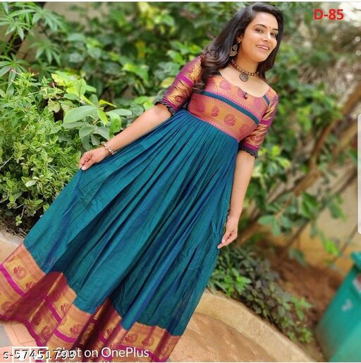 D85 gown