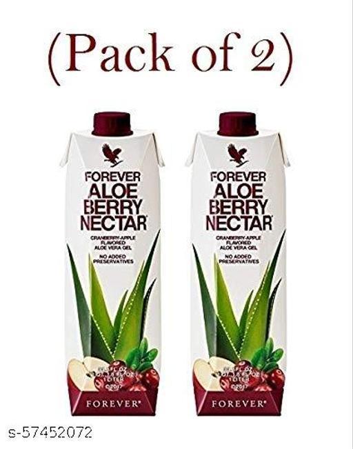 Forever Aloe Berry Nectar Pack Of 2 Original Pack