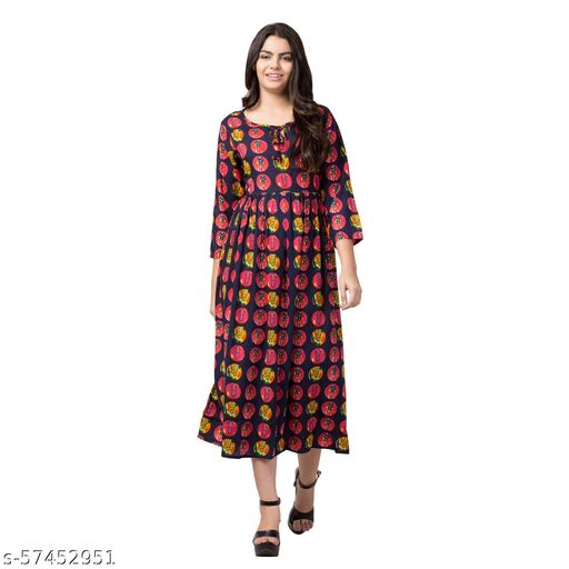 Bruttlyn Long Dress