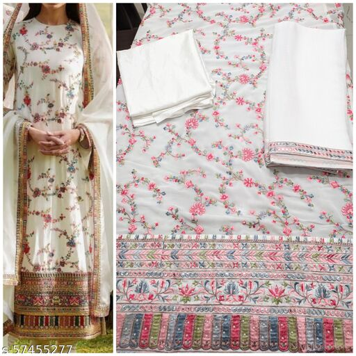 Womens traditional salwar suit