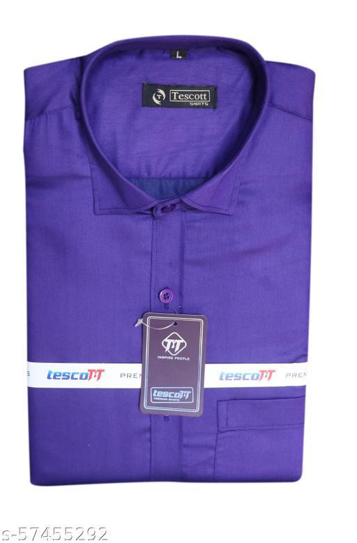 Tescott Premium Cotton Shirts