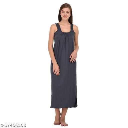 woman cotto slip Nightdress