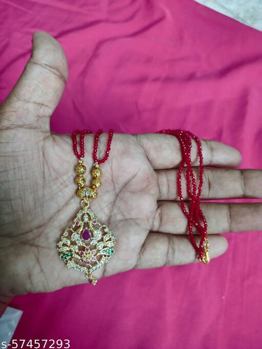 Crystal Necklaces & Chains