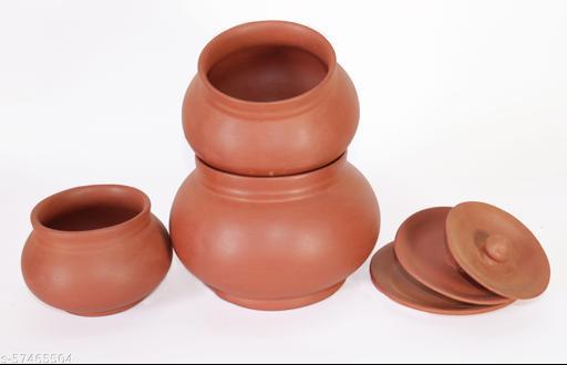 Sauce Pots & Handis
