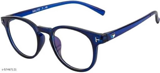 Riding Glasses, Riding Glasses, UV Protection Round Sunglasses (Free Size)  (For Boys & Girls, Clear)