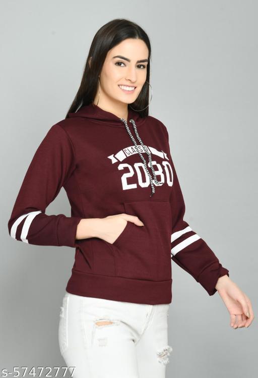 Full Sleeve Women Sweatshirt