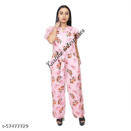 Women's   Maxi Jumpsuit
