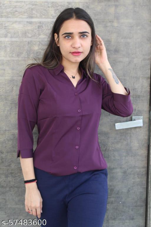 Trendy Sensational Women Shirts