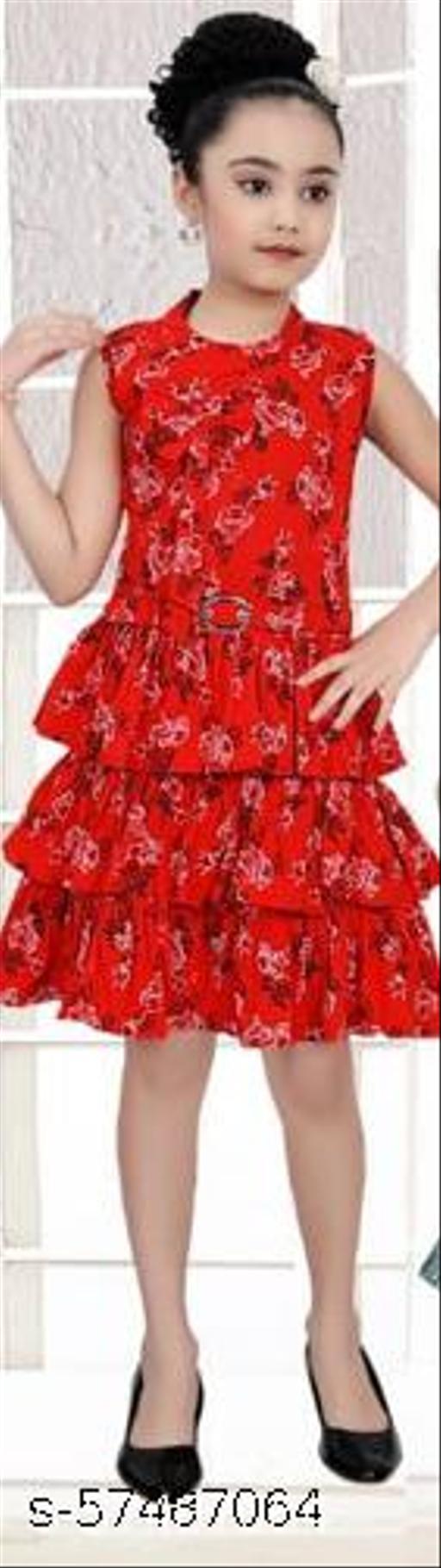 Flawsome Stylish Girls Frocks & Dresses