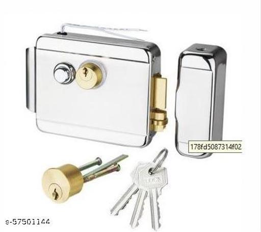 Wi Fi Latch Lock with VDP