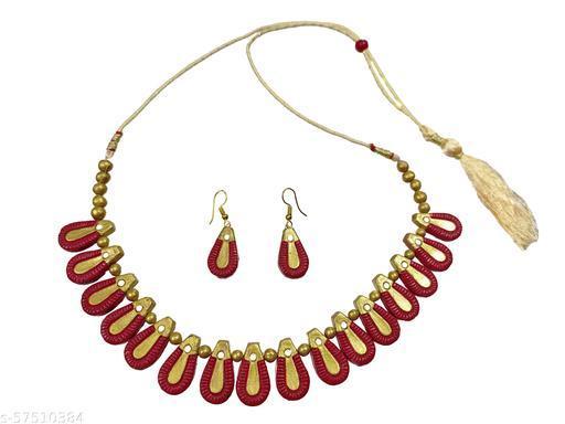 Elegance & U's Red, Black with Golden