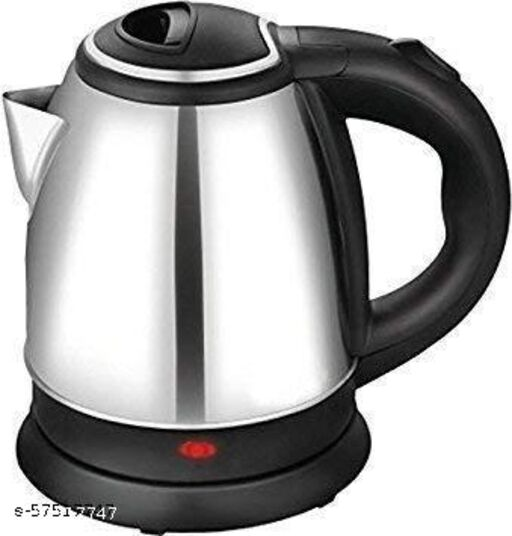 Scarlet Electric Kettle 2 Litre Design for Hot Water, Tea,Coffee,Milk, Rice and Other Multi PuRP Accessories Cooking Foods Kettle