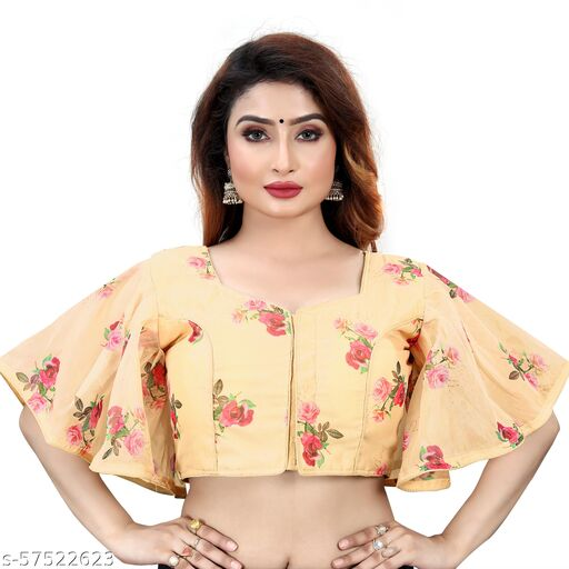 Varni Creation BLOLLYWOOD STYLE NEW DESING FENCY BLOUSE