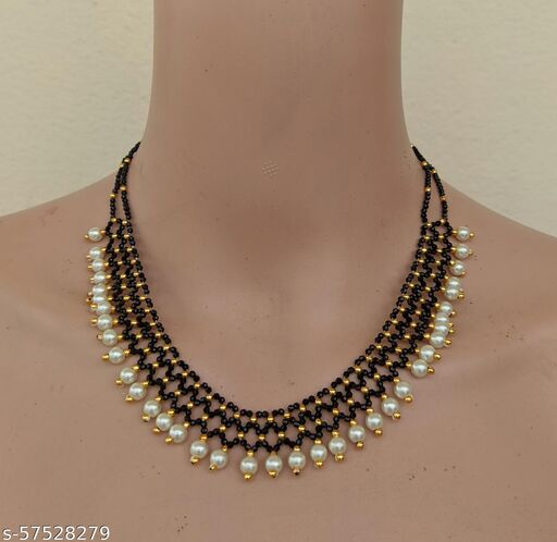 Elegant Beads Necklace For Women
