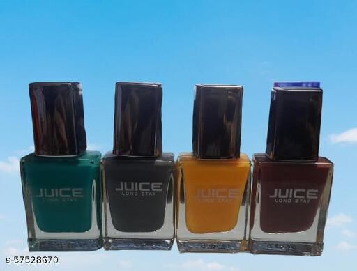 Cool Selection By Juice Nail Paint