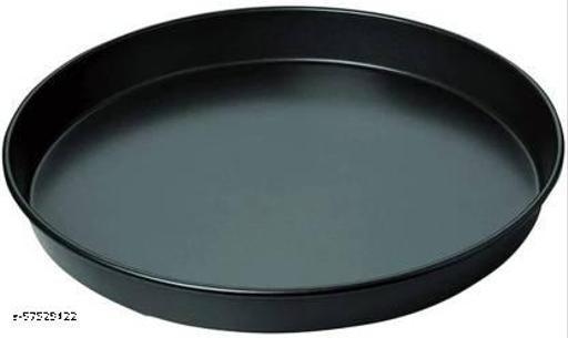 Pizza Pan Tray round- Black