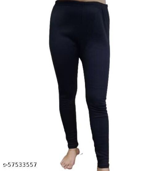 HAYY COLLECTION'S WOOLEN LEGGING FOR WOMEN .