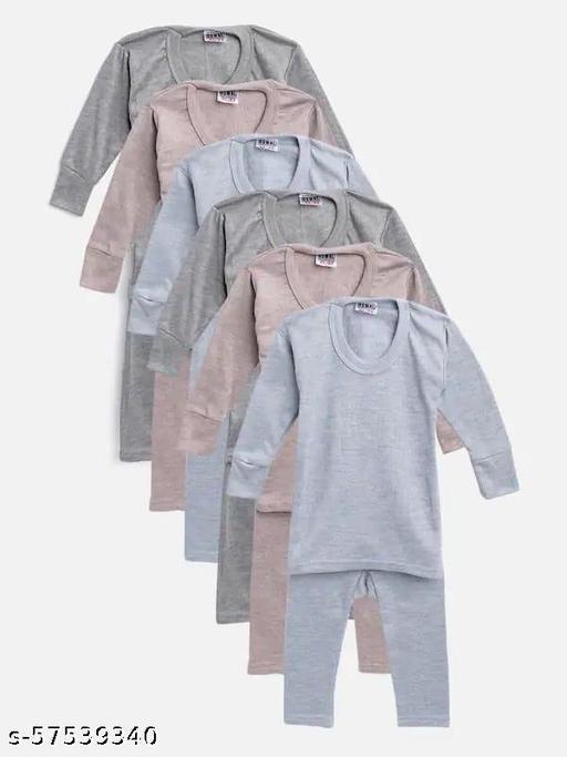 Kids Winter Wear Thermals